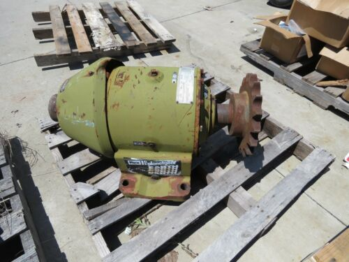 Rexnord Earth Planet Gear Reducer Ebgb0043-8727 13.85:1 Ratio Used