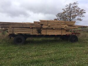 Lumber for sale - not plained