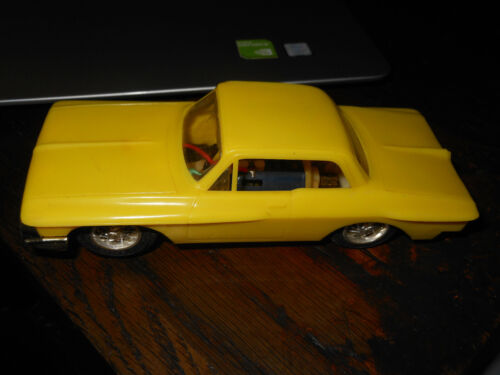 Eldon Plymouth Savoy / FURY 1/32 Scale Slot cars