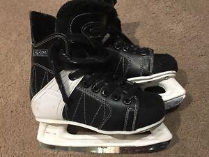 Kids CCM skates