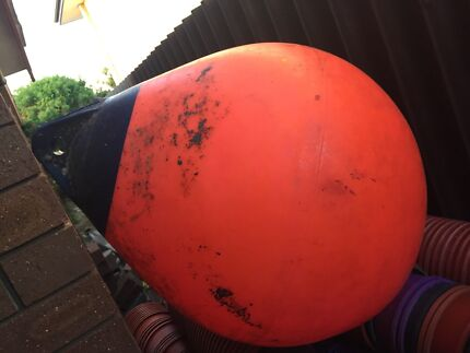 Orange Fender Buoy  Marmion Joondalup Area Preview