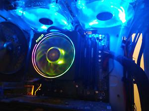 Ryzen 1700, 8gb DDR4, Radeon 270X, SSD