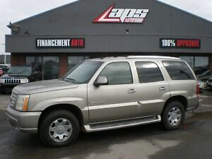 Cadillac Escalade WOW!! IMPECCABLE!! 8 passagers