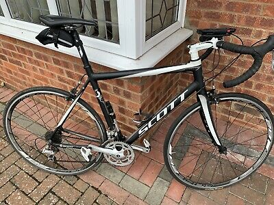 scott racing bike