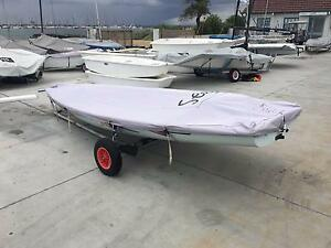 Laser Sailing Dinghy Brighton Bayside Area Preview