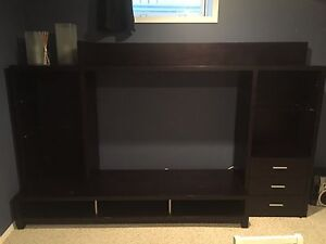 REDUCED AND NEED TO SELL! MOVING!!! Wall unit for sale!!