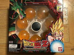 SDCC San Diego Comic Con 2014 Bandai - Dragonball Z Dragonballs and Radar Set