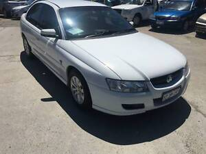 2004 Holden Commodore Acclaim Sedan Beaconsfield Fremantle Area Preview