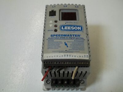 Lesson 174460 Adjustable Speed Ac Motor Control Used