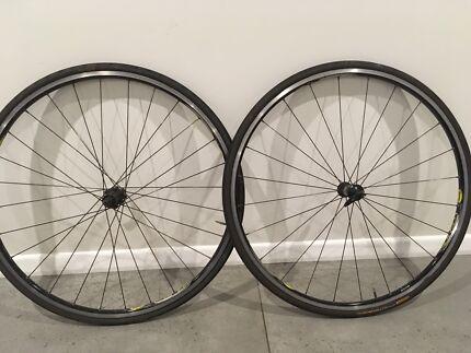 Mavic Cosmos bike wheels
