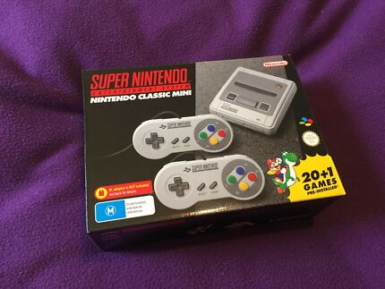 Brand new! snes Super Nintendo mini nes n64 Mario