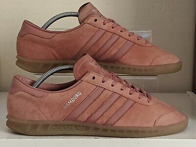 Adidas Hamburg '16 release used trainers size 9