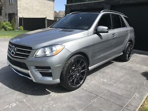 MERCEDES ML350 diesel 2015 IMPECABLE