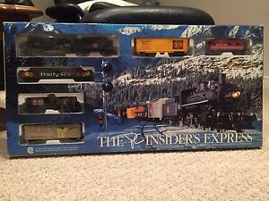1993 PC Insider's Express train set (presidents choice)