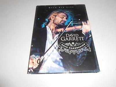 DVD  Rock Symphonies - Open Air Live David