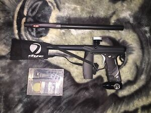 Empire Invert Mini Paintball Marker with Extras