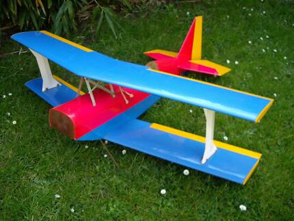 ULTIMATE BIPLANE RC AIRCRAFT AIRFRAME HEALESVILLE