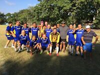 Over 60s league in Mexico 2018/19