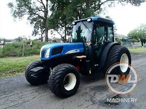2012 NEW HOLLAND T4050F 95HP TRACTOR SLASHER JOHN DEERE KUBOTA Austral Liverpool Area Preview