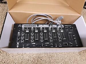 Behringer DJ Mixer NOX1010 Springwood Logan Area Preview
