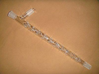 300mm Vigreux Distilling Column With Side Arm2429lab Column