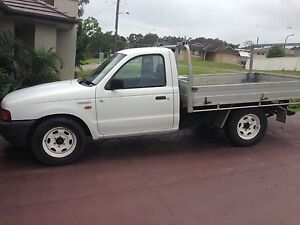 1999 Ford Courier Ute Buttaba Lake Macquarie Area Preview