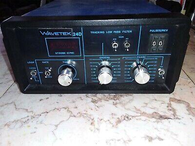 Wavetek 24d 1eee 488 Strobe Cpm