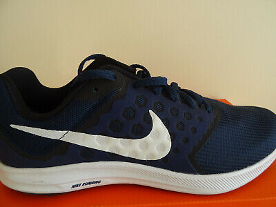 Nike Downshifter 7 trainers sneakers 852459 400 uk 8.5 eu 43 us 9.5 NEW+BOX