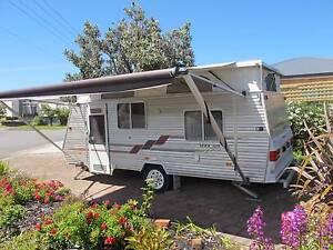 2003 Coromal Seka Pop Top caravan Howrah Clarence Area Preview