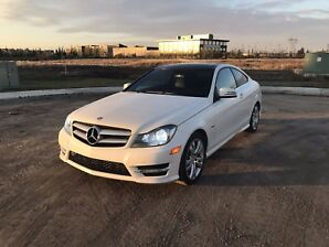 2012 Mercedes C250 Coupe, Harman Kardon, Panorama Roof