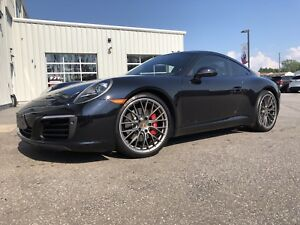 2017 Porsche 911 S PDK Certified Pre Owned