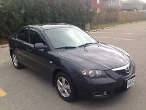 08 Mazda 3. Safety. Etest. Car proof. No rust. Single owner.