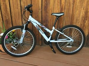 "24""  Norco Mountain Bike"