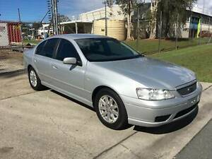 2006 Ford BF Futura Sedan Caboolture Caboolture Area Preview