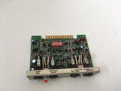 Spectronics 640r2 Fire Alarm Controller Module Relay Card