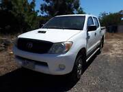 2007 Toyota Hilux Ute St Andrews Nillumbik Area Preview
