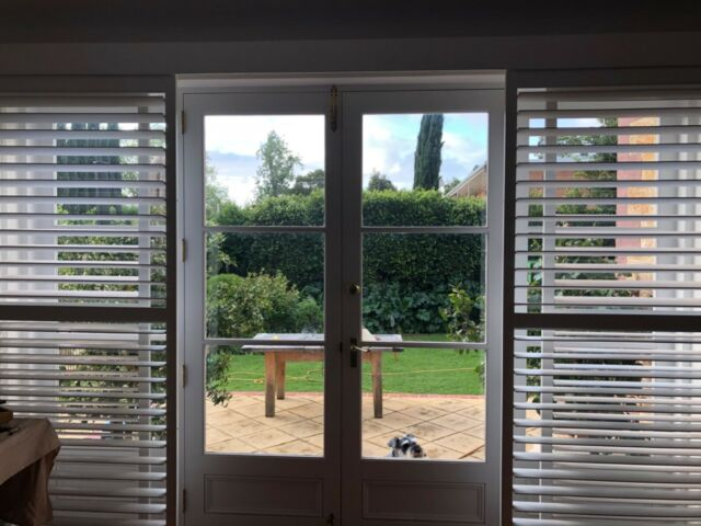 wooden plantation shutters | Curtains & Blinds | Gumtree ...