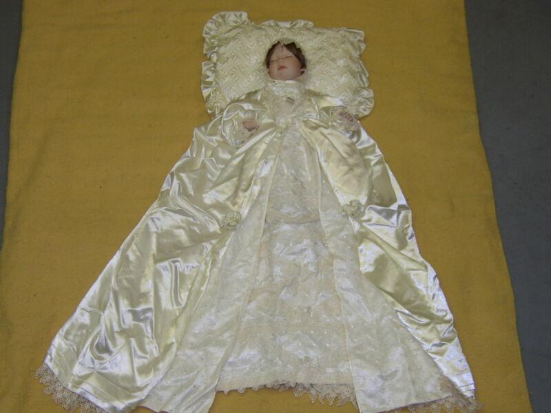 Lenox 1991 Victorian Christening Doll