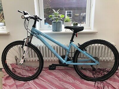 """Dawes Paris Girls Mountain Bike 24"""" Wheel"""