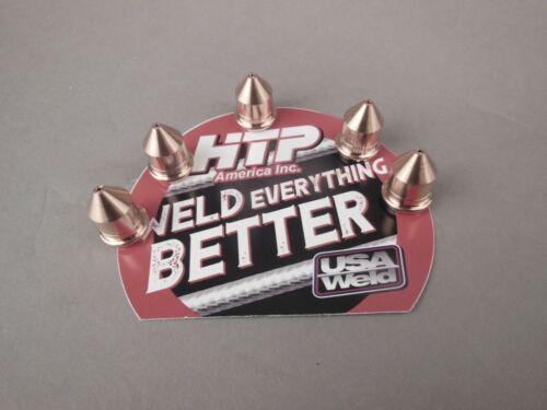 HTP Plasma Cutting Nozzle compatible w Hypertherm 220671 Powermax 45 Italy