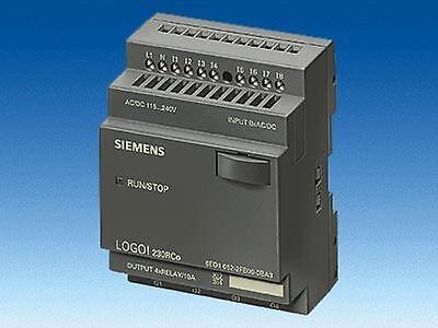 Siemens Logo Plc 1224rco 6ed1 052-2md00-0ba5 6ed1052-2md00-0ba5 Warranty