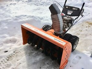 "Columbia 45"" snowblower"