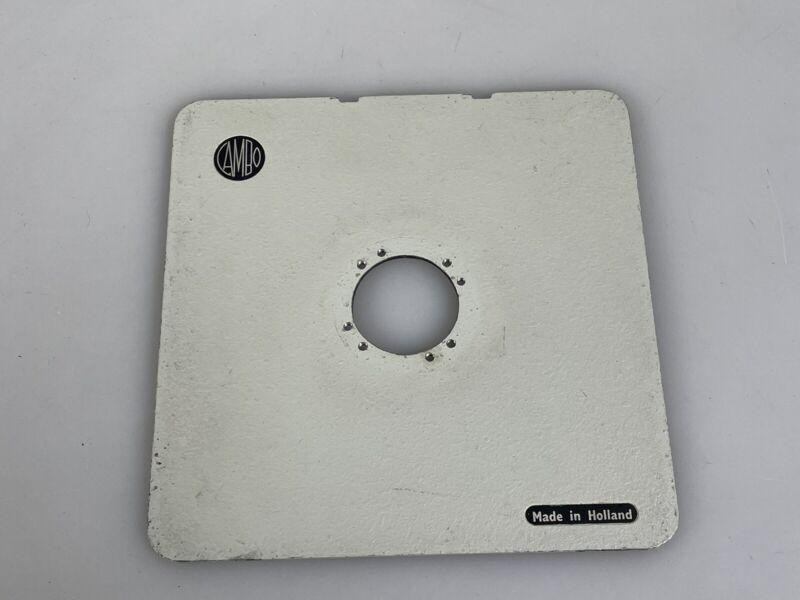 Cambo Calumet Lens Board, Copal 0