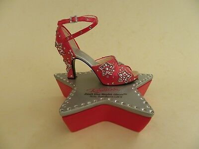 Just The Right Shoe, Raine, 2003 Salsa Star, Fifth Year Anniversary Boxed Set.
