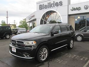2016 Dodge Durango Limited | AWD | HEATED SEATS | BACK UP CAM |