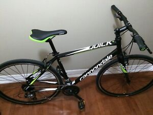 Cannondale Quick 4 Hybrid Bike