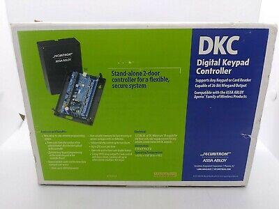 Securitron Assa Abloy Dkc Stand-alone 2 Door Controller 26-bit Wiegand Aperio