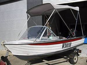 Tinnie Runabout Savage 3.7m Noosa Heads Noosa Area Preview