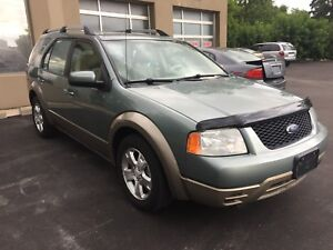 2006 Ford FreeStyle/Taurus X SUV, Crossover AWD!! Certified!!