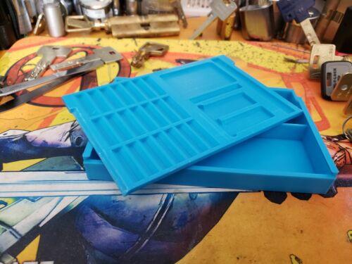 Pinning Tray Box Combo Locksport Locksmith Lock Tool